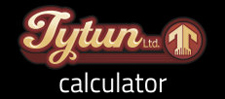 Tytun Calculator